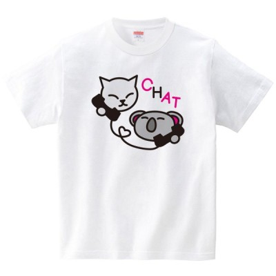 イタクシーズ Tシャツ [ コアランド-ChAT- ] フォーヴァ [メンズ]