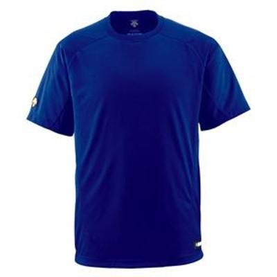 デサント(DESCENTE) ベースボールシャツ(Tネック) (野球) DB200 ロイヤル O