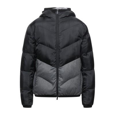 アティピコ AT.P.CO ダウンジャケット ブラック L ポリエステル 100% ダウンジャケット