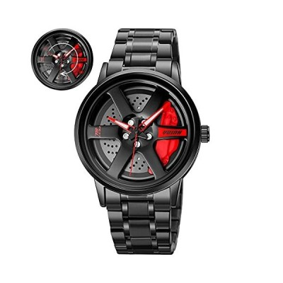 Mens Watches Minimalist Quartz Analog Watch Waterproof - Fashion Business N