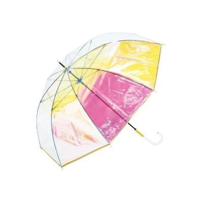 B'2nd Womens / Wpc.(ダブリュー・ピー・シー)雨傘/LONG UMBRELLA/長傘/PIPING AURORA/オーロラ(イエロー) WOMEN ファッション雑貨 > 長傘