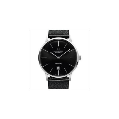 HAMILTON ハミルトン 腕時計 H38755731 メンズ INTRA-MATIC イントラマティック