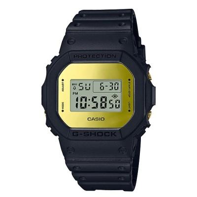 G-SHOCK Gショック ORIGIN メタリック・ミラーフェイス DW-5600 カシオ CASIO デジタル 腕時計 ブラック DW-5600BBMB-1 逆輸入海外モデル
