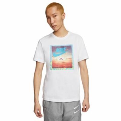 ナイキ(NIKE)アクアフォト 半袖Tシャツ CT6591-100 オンライン価格(Men's)