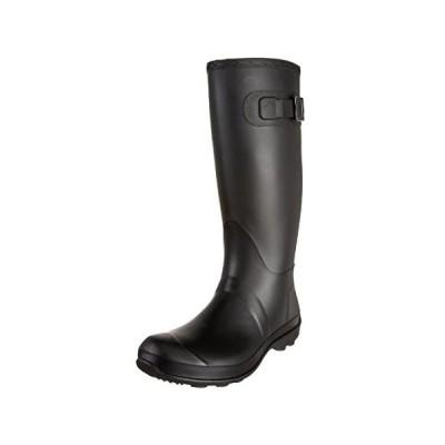 Kamik Women's Olivia Rain Boot,Black,9 M US