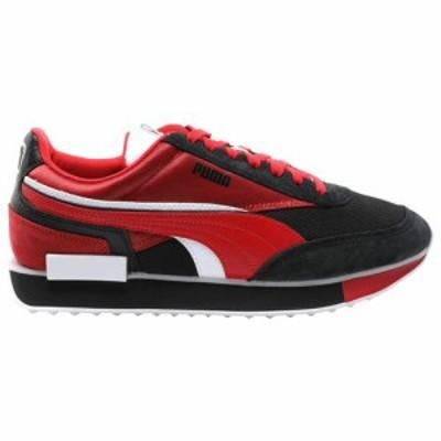 (取寄)プーマ メンズ シューズ プーマ フューチャー ライダー ダブル Puma Men's Shoes PUMA Future Rider Double Red Black White
