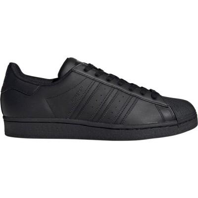 アディダス adidas メンズ スニーカー シューズ・靴 Originals Superstar Shoes Black/Black/Black