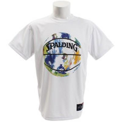Tシャツ メンズ 半袖 マーブルWM SMT190200WM 【 バスケットボール ウェア 】