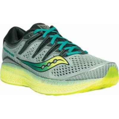 Saucony レディーススニーカー Saucony Triumph ISO 5 Running Sneaker Frost/Teal