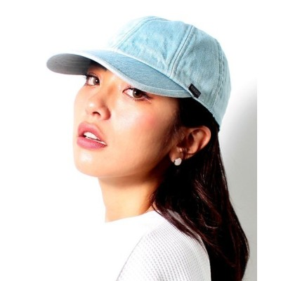 general design store / マニエラ インディゴ 8パネル キャップ MEN 帽子 > キャップ