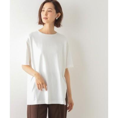 tシャツ Tシャツ サイドアシメヘムTSS 888351