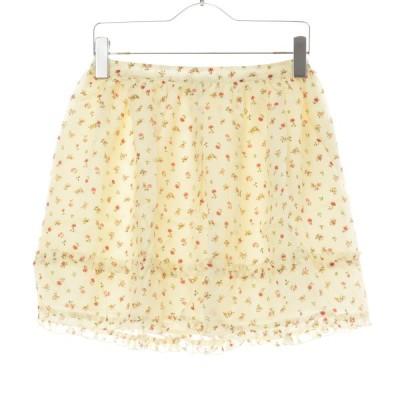 Barbie / バービー 花柄ギャザー スカート