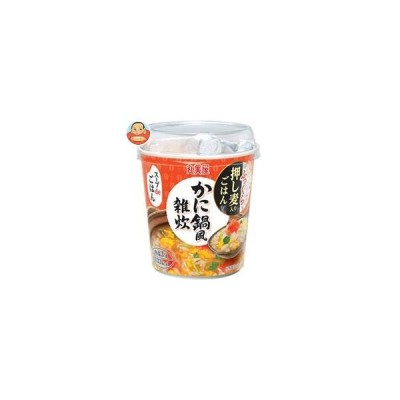 丸美屋 スープdeごはん かに鍋風雑炊 69g×6個入