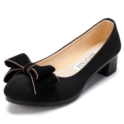 ローヒールシューズ歩きやすいレディースオフィス美脚通勤痛くない柔らかい大人気走れる