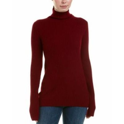 IRO イロ ファッション ドレス Iro Tchop Wool Sweater Xs Red