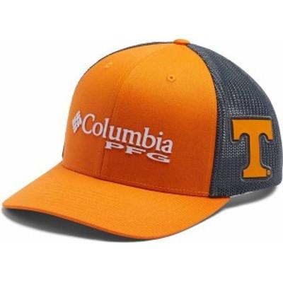 コロンビア メンズ 帽子 アクセサリー Columbia Men's Tennessee Volunteers PFG Mesh Fitted Hat