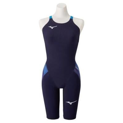 MIZUNO(ミズノ) 競泳用GX・SONIC V MR ハーフスーツ(レディース) スイム 競泳水着 GX・SONIC5 (N2MG0202)