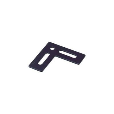 トラスコ ジョイント金具24型フラットクロ寸法100×65穴 TK24-FL3B