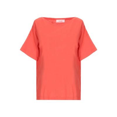 ジャッカ JUCCA T シャツ オレンジ XS コットン 100% T シャツ