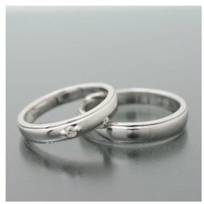 結婚指輪 k10 安い マリッジリング イエローゴールド/ホワイトゴールド/ピンクゴールド ダイヤモンド 2本セット 日本製 誕生日 ギフト
