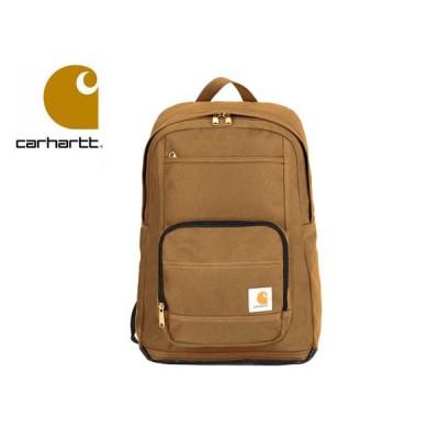 ☆CARHARTT【カーハート】Legacy Classic Work Pack CARHARTT BROWN バックパック カーハートブラウン 18561 [アメカジ 帽子 メンズ レディース]