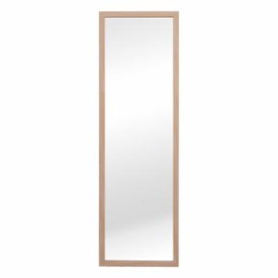 [9/20(月)20時~4H全品P5倍] 鏡壁掛け ミラー 幅28? 高さ90? 軽量 壁掛けミラー 壁掛け ミラー 鏡 高さ90 四角形 ウォールミラー ウォー