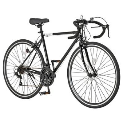 【メーカー直送】 Grandir Sensitive フレームサイズ 520mm ロードバイク ブラック