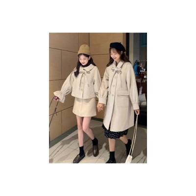 【送料無料】秋と冬 ファッション 気質 ガールフレンド服装 年 韓国風 ルース レジ | 346770_A64162-7565066