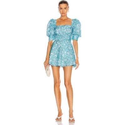Atoir レディース ワンピース ワンピース・ドレス for fwrd say something dress Jade Floral