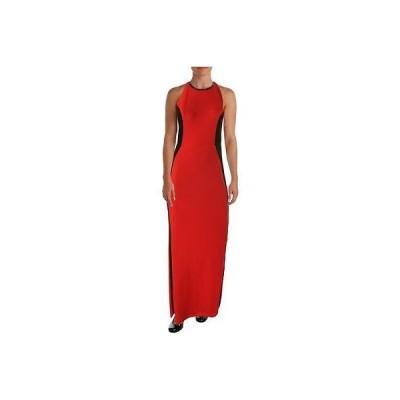 ドレス 女性  海外セレクション ABS コレクション 6643 レディース レッド オープン Back Evening ドレス Gown Petites PS