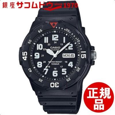カシオ CASIO 腕時計 スタンダード MRW-200HJ-1BJF メンズ