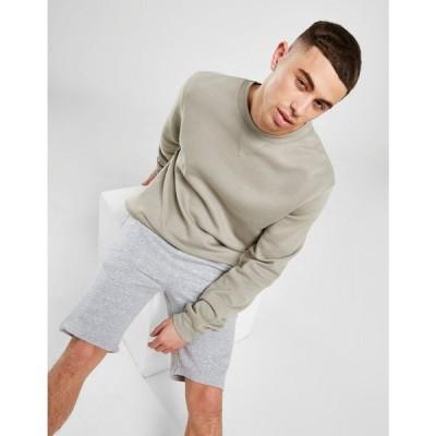 サステナブル エッセンシャルズ Sustainable Essentials メンズ ショートパンツ ボトムス・パンツ Skip Fleece Shorts grey