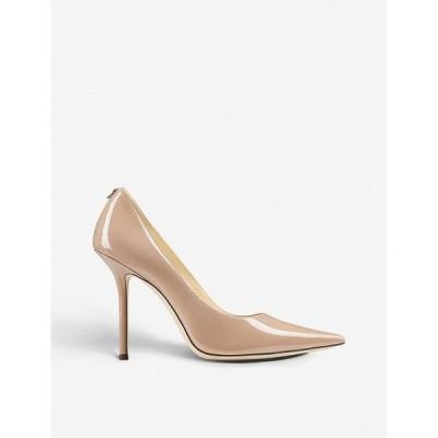 ジミー チュウ JIMMY CHOO レディース パンプス シューズ・靴 Love 100 patent-leather courts PINK