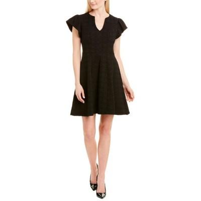 ナネットレポー ワンピース トップス レディース Nanette Lepore A-Line Dress black