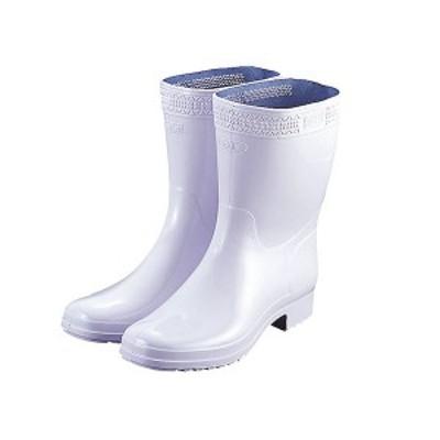 4963888417246 アキレス ハイルクスホワイト長靴 27cm SMB800