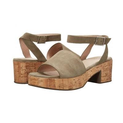 Seychelles セイシェルズ レディース 女性用 シューズ 靴 ヒール Calming Influence - Sage Suede