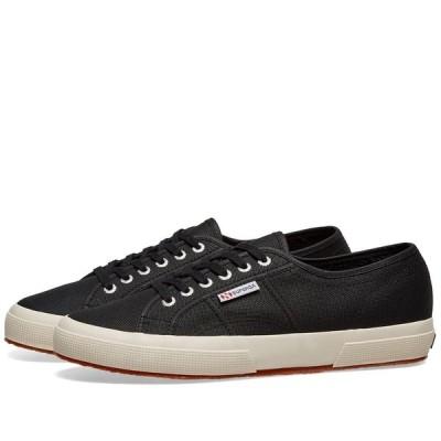 スペルガ Superga メンズ スニーカー シューズ・靴 2750 Cotu Classic Black