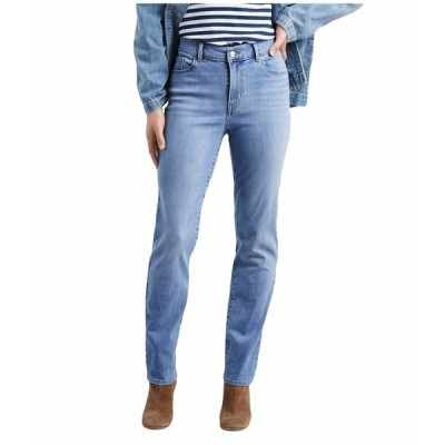 リーバイス デニムパンツ ボトムス レディース Classic Straight Jeans Slate Afternoon