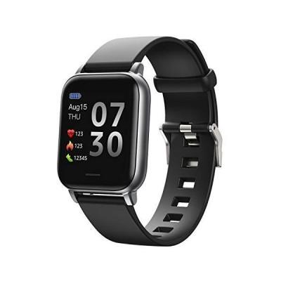 2021進化新版 スマートウォッチ スマートブレスレット 多運動モード対応 腕時計 長い待機時間 着信通知 音楽再生 目覚まし時計