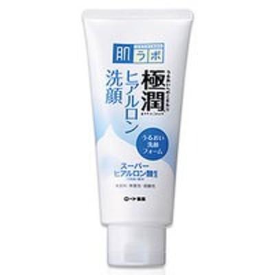 【ロート製薬】肌研(ハダラボ) 極潤ヒアルロン洗顔フォーム 100g