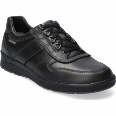 メフィスト MEPHISTO メンズ スニーカー シューズ・靴 Valerian Sneaker Black