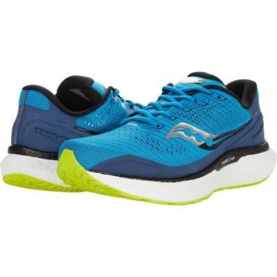 サッカニー Saucony メンズ ランニング・ウォーキング シューズ・靴 Triumph 18 Cobalt/Storm