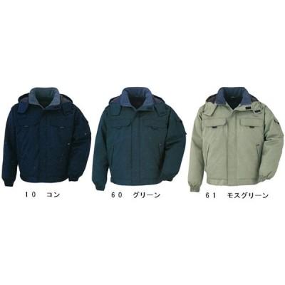 防寒服 防寒着 防寒ジャケット ブルゾン 772(3L) 770シリーズ ジーベック(XEBEC) お取寄せ