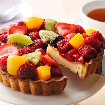 CHIZZA 彩り豊かなチーズタルト クリスマス ケーキ 誕生日 チーズ タルト フルーツ ギフト お取り寄せ 送料無料