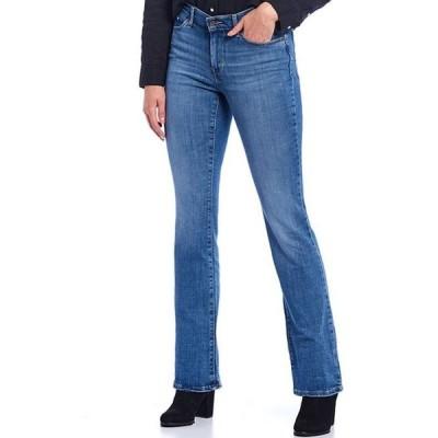 リーバイス レディース デニムパンツ ボトムス Levi'sR Classic Mid Rise Bootcut Jeans