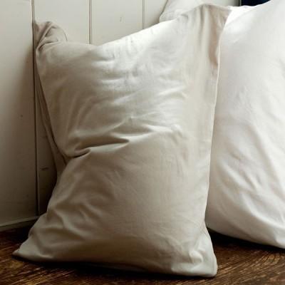 枕カバー 50×70cm 綿100% おしゃれ 北欧 プレインニット L ピローケース かわいい まくらカバー