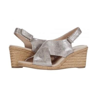Clarks クラークス レディース 女性用 シューズ 靴 ヒール Lafley Alaine - Pewter Textile