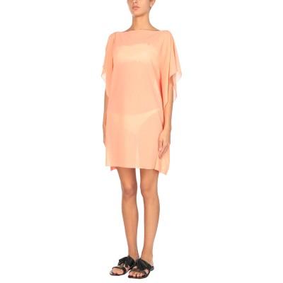 FISICO ビーチドレス サーモンピンク S ナイロン 91% / ポリウレタン 9% ビーチドレス