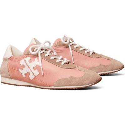 トリー バーチ TORY BURCH レディース スニーカー シューズ・靴 Tory Sneaker Pink Moon/New Ivory