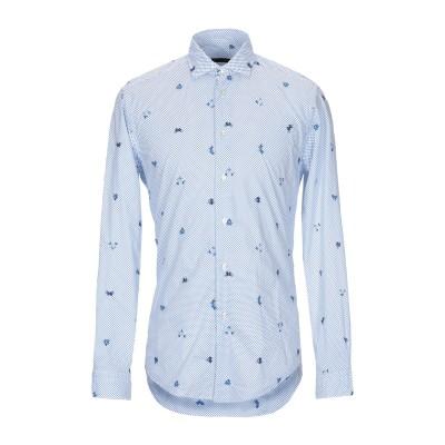 ブライアン デールズ BRIAN DALES シャツ ホワイト 41 コットン 100% シャツ